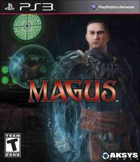 Descargar Magus [English][Region Free][FW 4 4x][DUPLEX] por Torrent